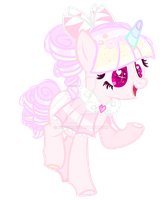 Pastel Light Goth Adopt! {CLOSED} by pcppy