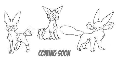 Fakeeveelution Coming Soon by Will-Giuliani