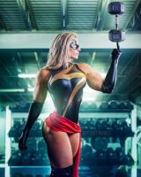 Ms marvel by RICKTOR31