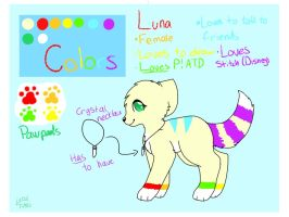 Luna Reference Sheet by aIicey