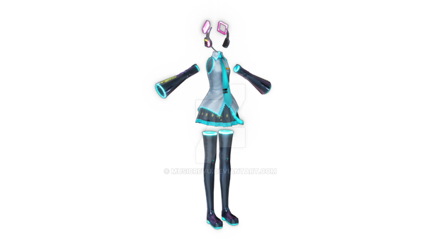 .:MMD WIP - We All Started From Somewhere:. by MusicRevU