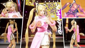 Lucky Chloe's Xiaoyu T5 Cosplay (v.12 (UPDATED) by SlawPro