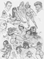 SketchDump 3/4/2013 by jeffwamester