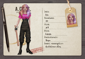 [ACGS] Lila by Lilami