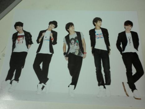 SHINee photo poster 3 by YuukiCrossKisa-VK