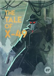 The Tale of X-49 by Fishmas