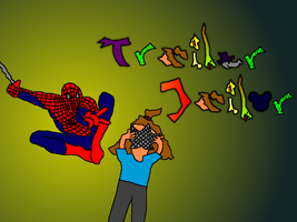 The Amazing Spider-Man 2 (Trailer Jailor Episode) by jackhopeart