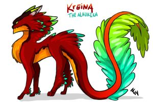 Kreina by DawnoftheBlueMoon