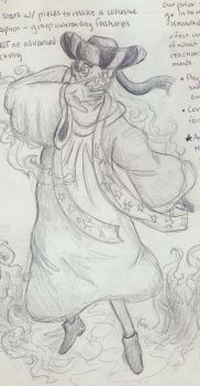 Frollo by Quetzal2012