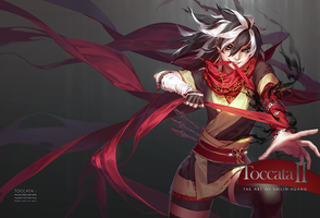Toccata 2 Cover by shilin