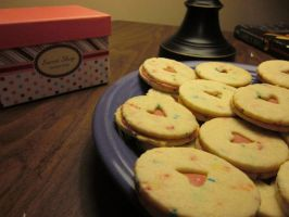 Funfetti and Banana Cookies 4 by RachiePooh24