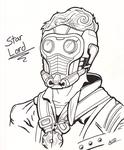 Star Lord by MeetJohnDoe