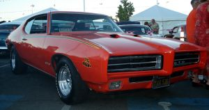 1969 Pontiac GTO Judge by CobaltGriffin