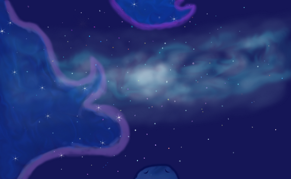 Luna's Beautiful Night by DeJiKo07