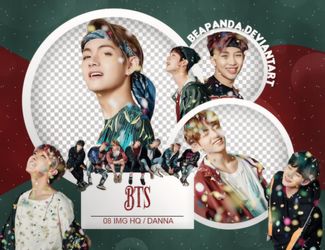 Pack Png #574 // BTS (You Never Walk Alone) by BEAPANDA