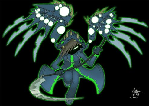 Don't Fear The Reaper C by Blhite