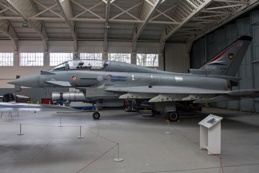 Eurofighter Typhoon DA4 by Daniel-Wales-Images