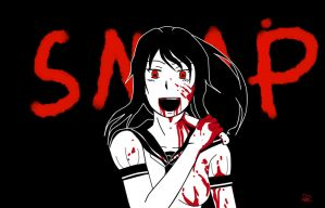 Yandere Sim: SNAP by Heresyangel