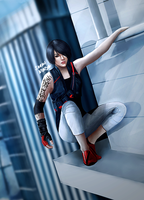 Mirror's Edge Catalyst by ceriselightning