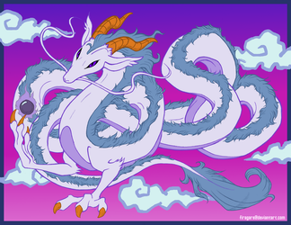 AT LongDragon Pastels by firagare