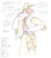 Hark - Concept Sketch 2009 by cullsoft