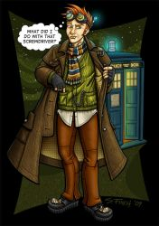 The Final Doctor by Shannanigan