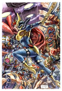 Barda's attack by AllPat