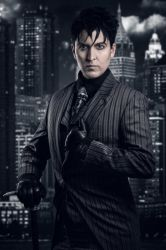 Oswald Cobblepot Cosplay (GothamCosplay) by MikaPoison