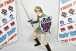 Link Cosplay for Neo Magazine2 by phixix