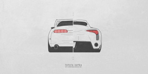 Toyota Supra by AeroDesign94