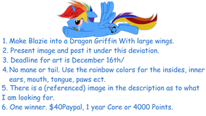 ((CONTEST)) (( EXTENDED, READ COMMENT FEATURED)) by GamingThunder