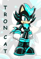 Tron The Cat (update) by Arung98