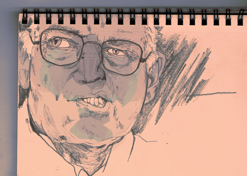 tricky dick cheney by pineapplemike
