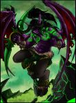 Lord Illidan by Fanglicious