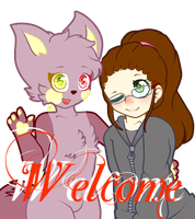 [G] Welcome! by Humokky