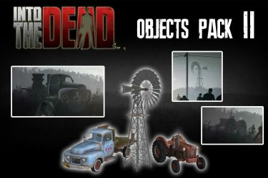 Into the dead - Objects Pack 2 [XPS - Obj] by 972oTeV