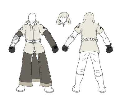Commander's Coat: OE Official Design by LordKnightXiron