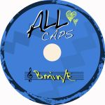 All Caps Cd by absentmindedself