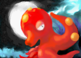 Octillery Painting