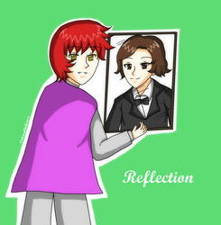 Reflection by alindicollection