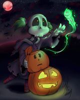 wait its still halloween by Andante2