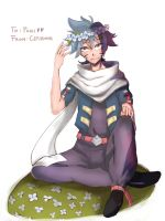 Beyblade - Flowers by Cefienna
