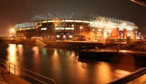 Middlesbrough at Night part 3 by draw-gfx