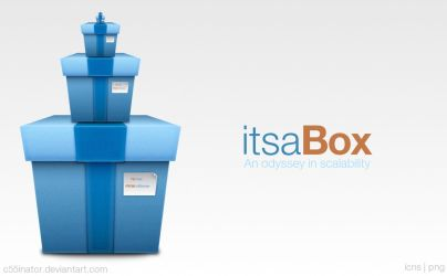 itsaBox Icon by c55inator
