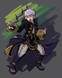 Ultimate Robin by The-Quill-Warrior