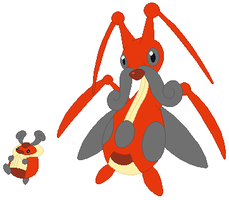 Kricketot and Kricketune Base