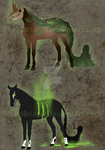 Theme Is Green : Open Adoptables by BloodBriar