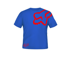 Fox Racing Team T-Shirt by specialized666