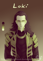 .: Loki :. by CaptainPinsel