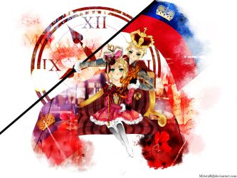 Hetalia: Absolute Monarchy by Mi3staR
